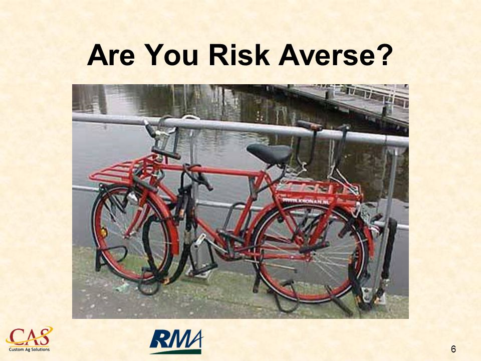 6 Are You Risk Averse