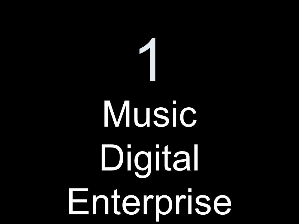 1 Music Digital Enterprise