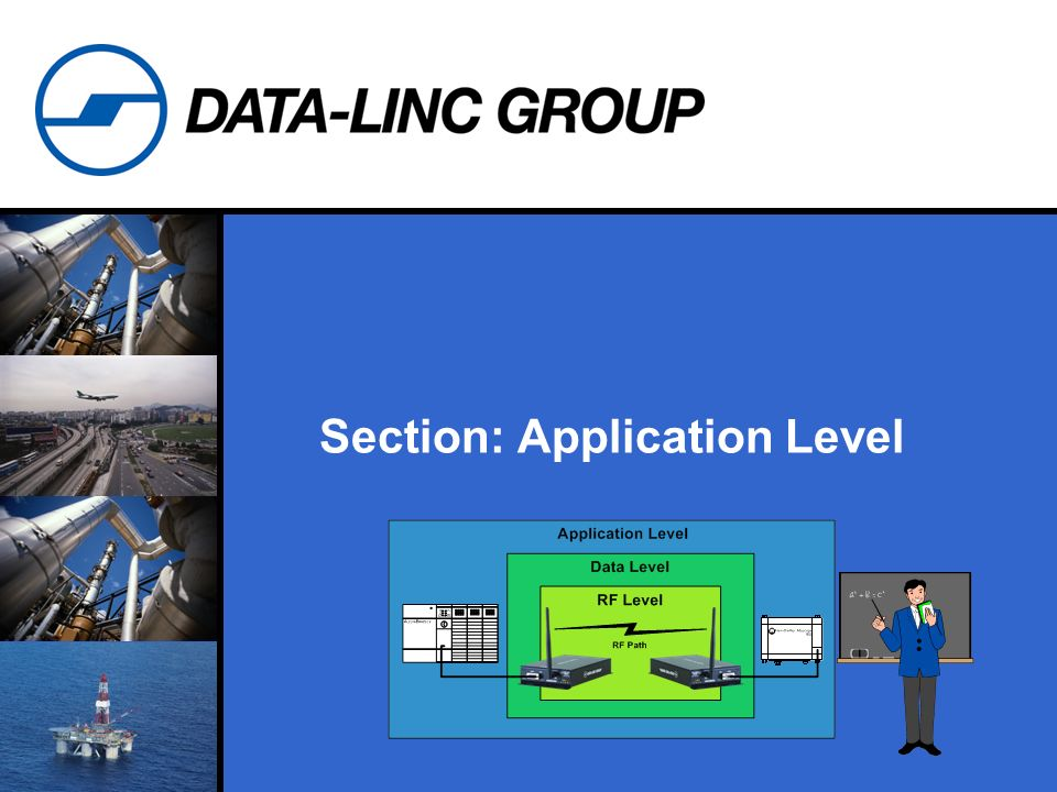 Section: Application Level