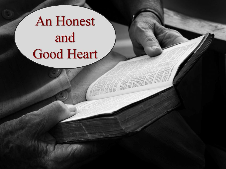 An Honest and Good Heart