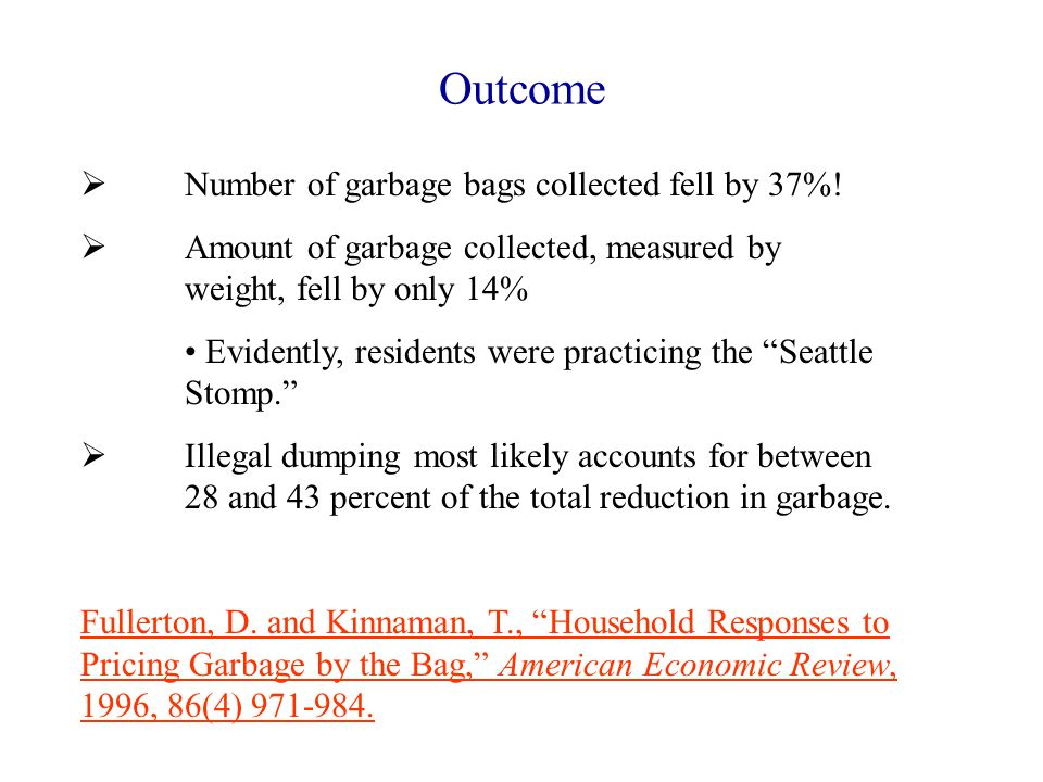 Garbage Collection Cont.