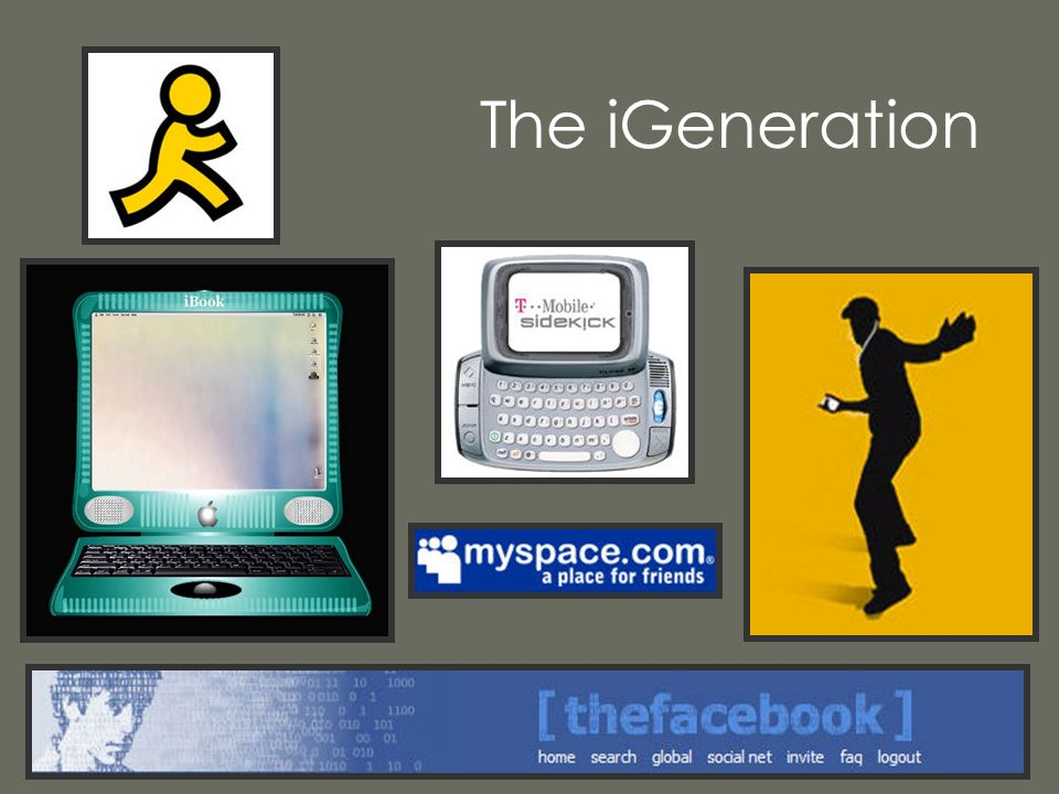 The iGeneration