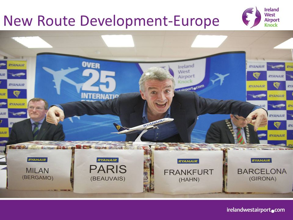 New Route Development-Europe