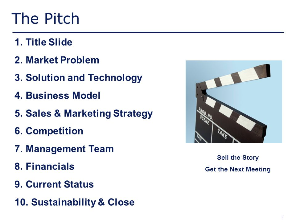 Fundamentals of an Investor Pitch The material in this presentation is that of the presenter and does not necessarily represent the opinions of Deloitte Services LP or the Cleantech Open Steve Zam Zamierowski Tech-Venture Center Director Deloitte Zam@Deloitte.com