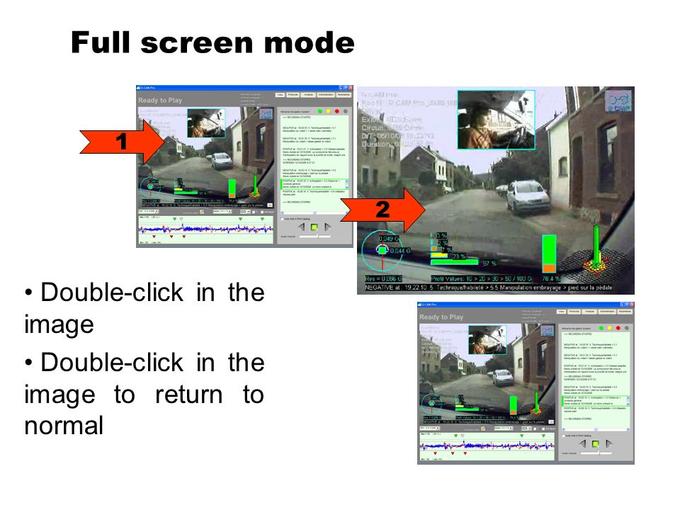 Full screen mode Double-click in the image Double-click in the image to return to normal 1 2
