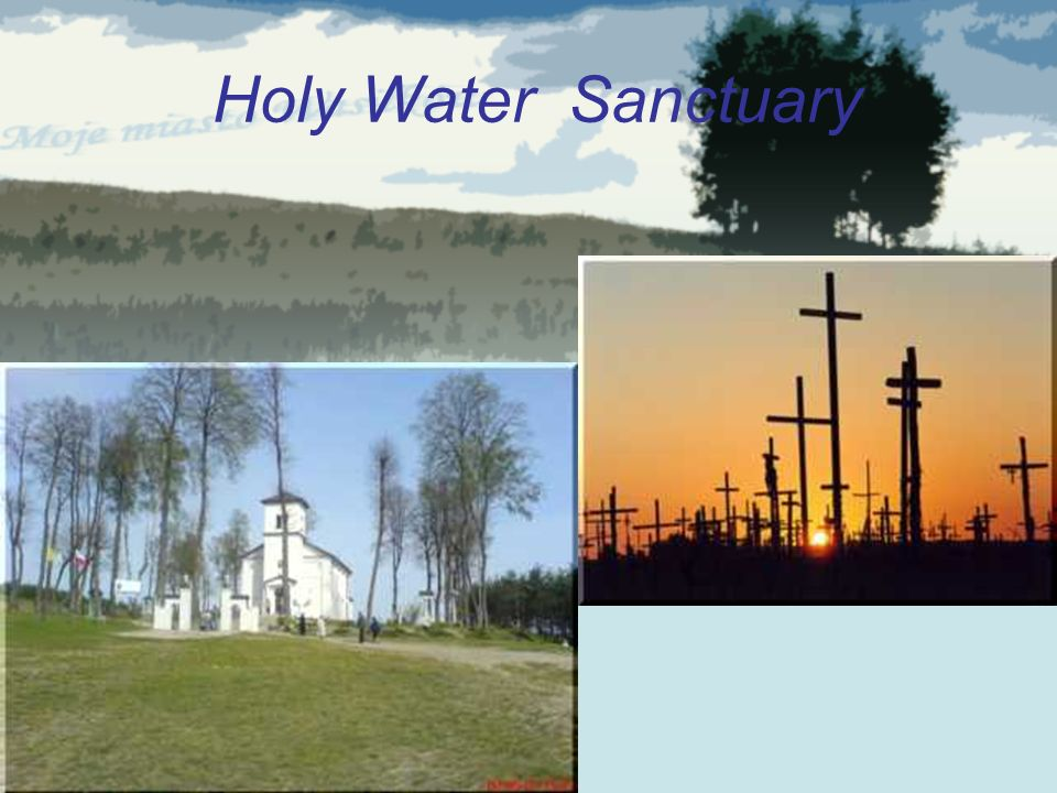 Holy Water Sanctuary