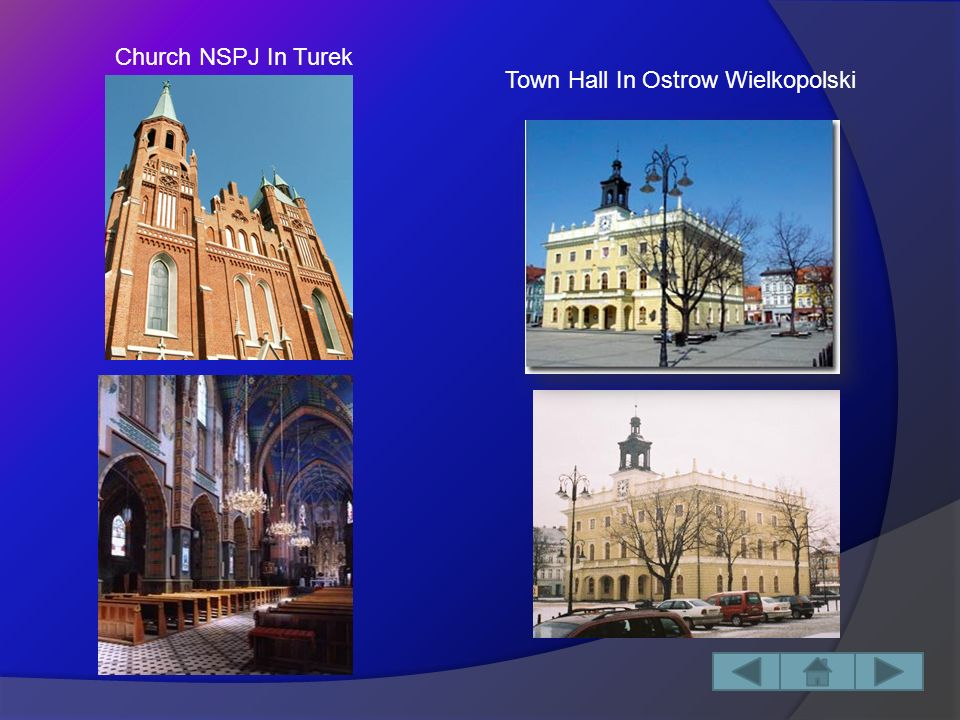 Capital City: Poznań Area: ,51 km² Historical Monuments: -Church NSPJ In Turek -Town Hall In Ostrow Wielkopolski Greater Poland – voivodeship in the middle-west Poland.