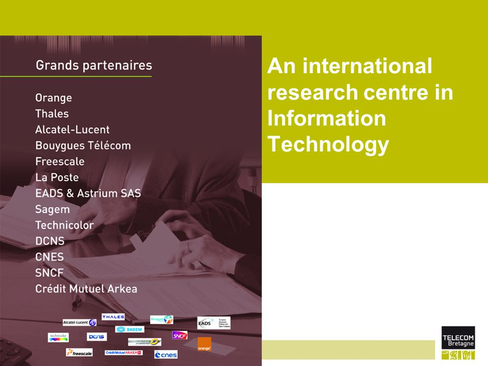 page 17 An international research centre in Information Technology
