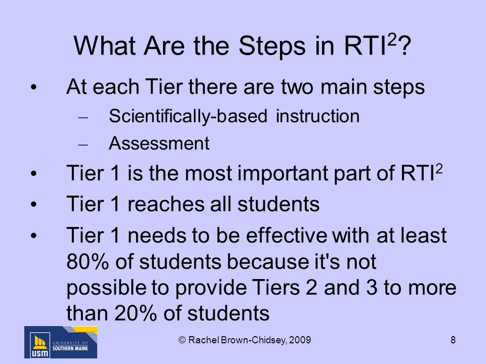 8 What Are the Steps in RTI 2 .