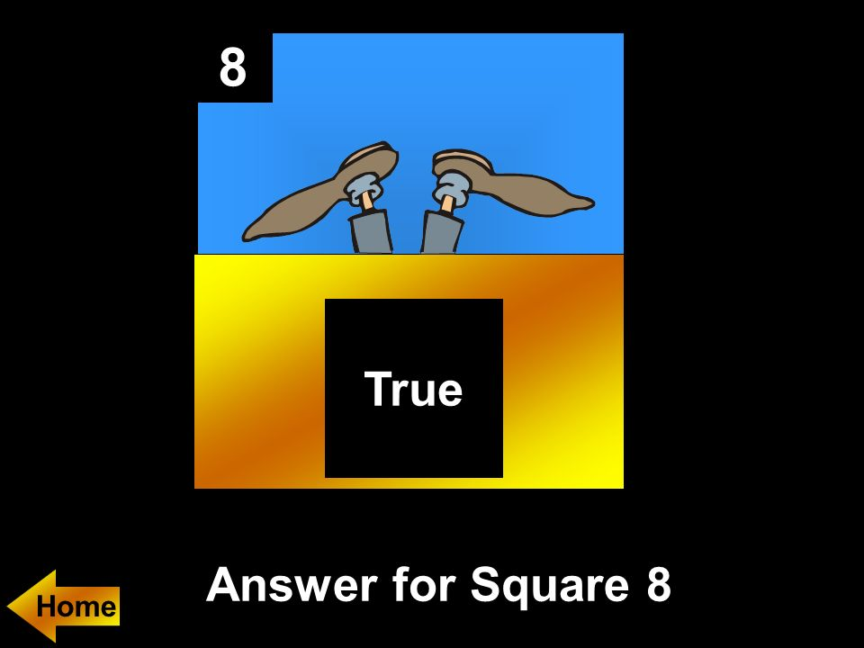 8 Answer for Square 8 True Home