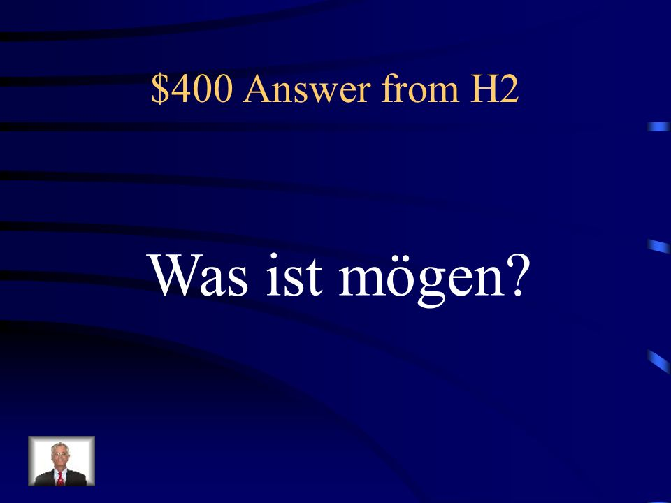 $400 Question from H2 like