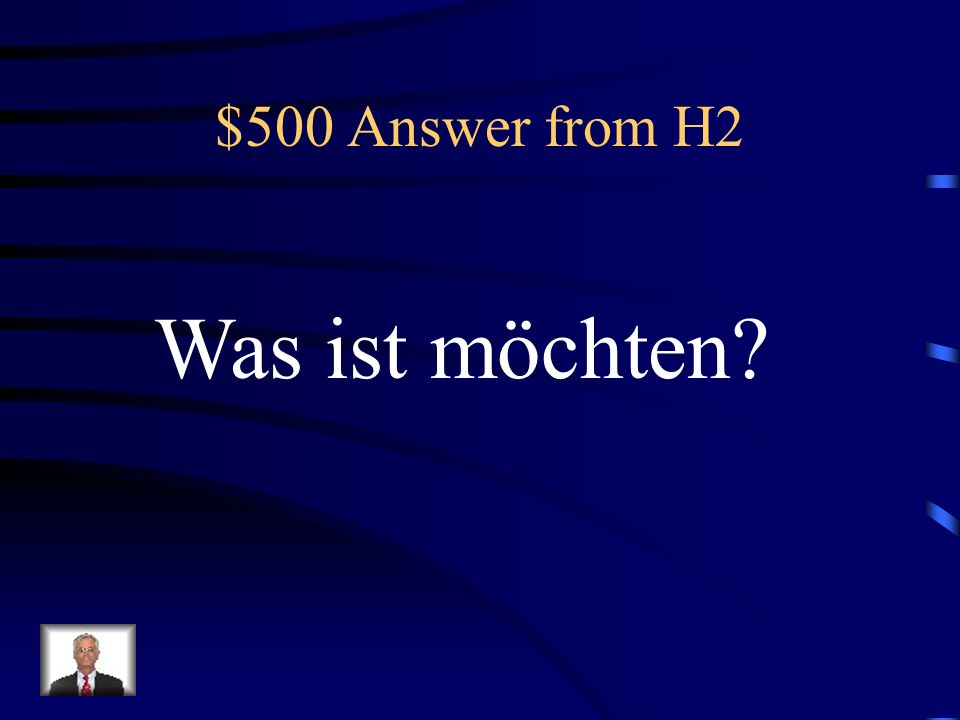 $500 Question from H2 Would like to