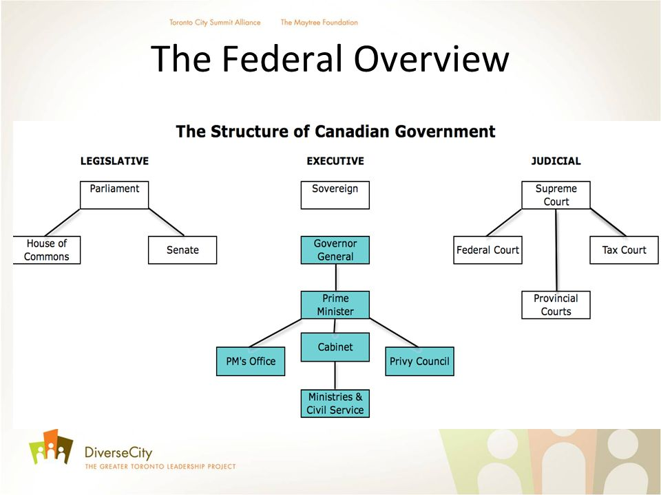 The Federal Overview