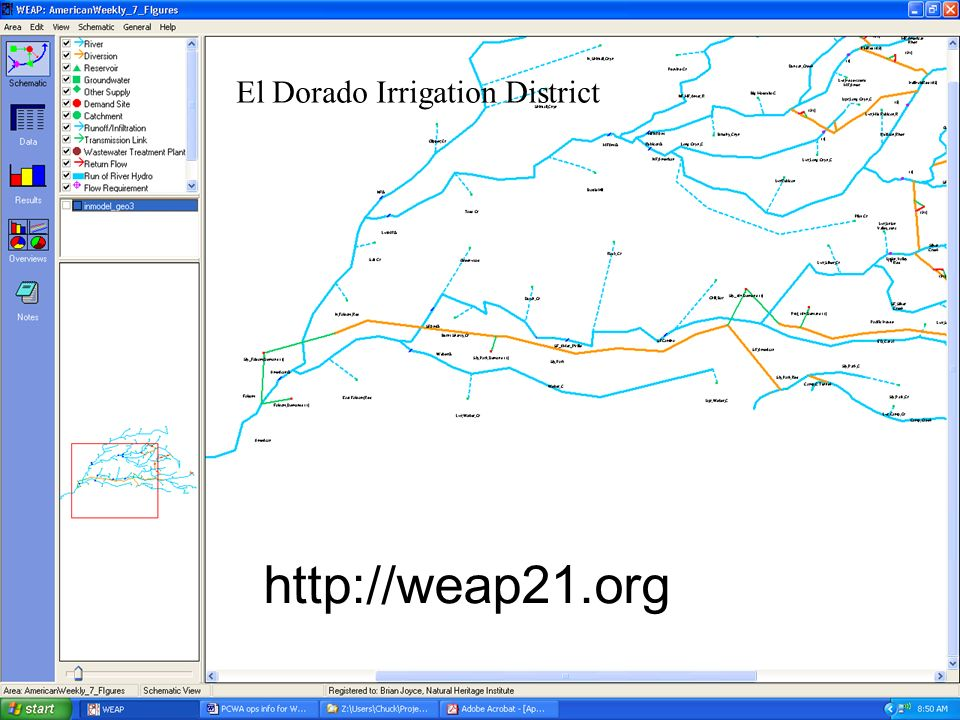 El Dorado Irrigation District http://weap21.org