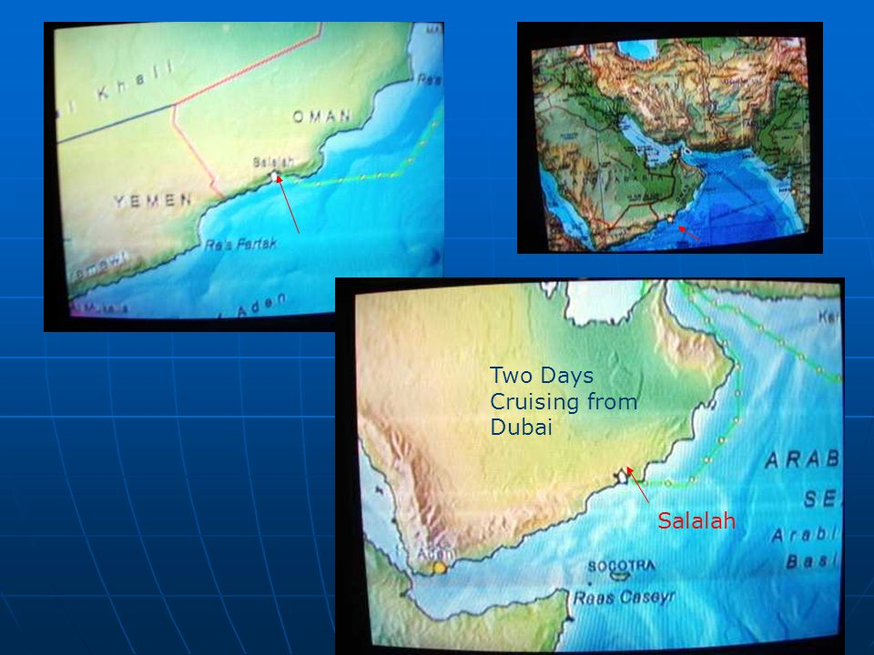 Salalah Two Days Cruising from Dubai