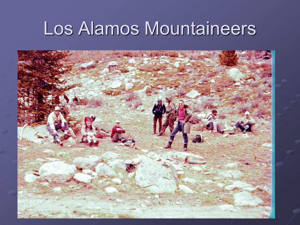 Los Alamos Mountaineers