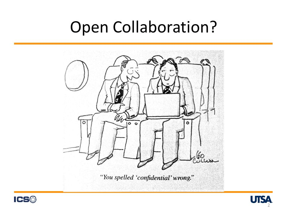 Open Collaboration 2