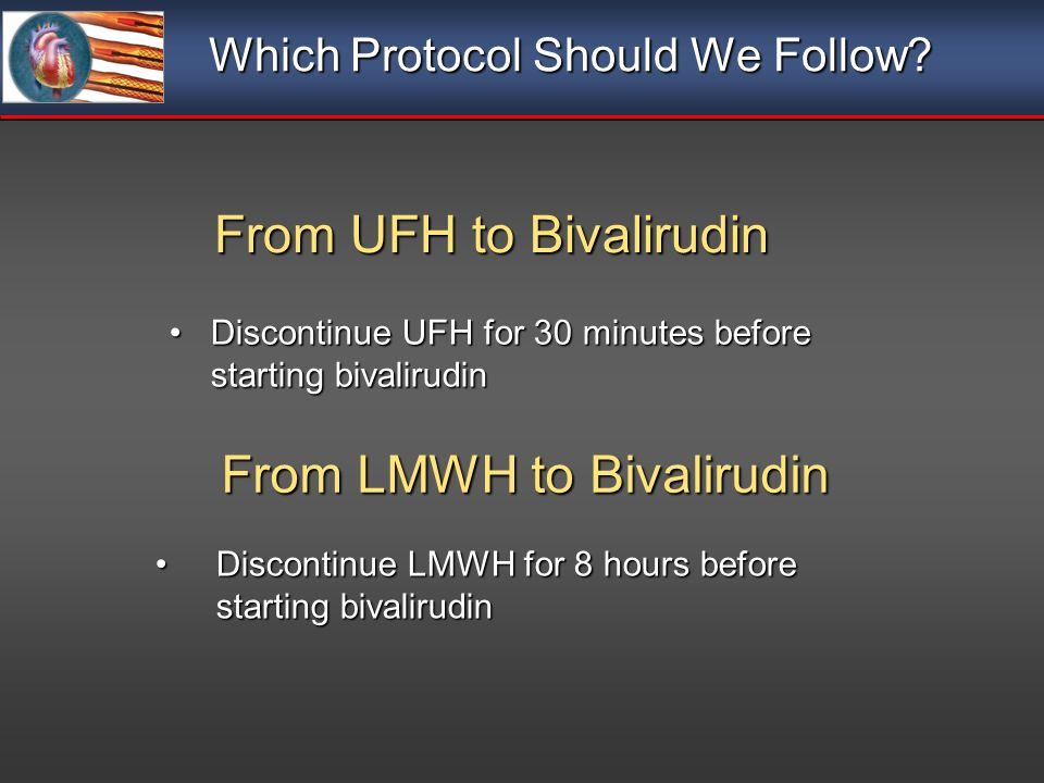 Which Protocol Should We Follow.