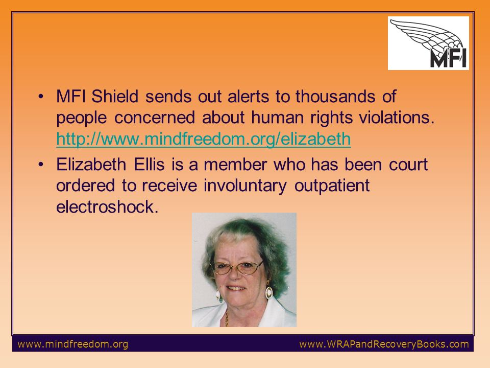 MFI Shield sends out alerts to thousands of people concerned about human rights violations.