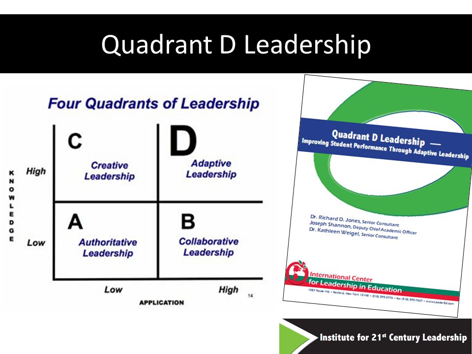 Quadrant D Leadership