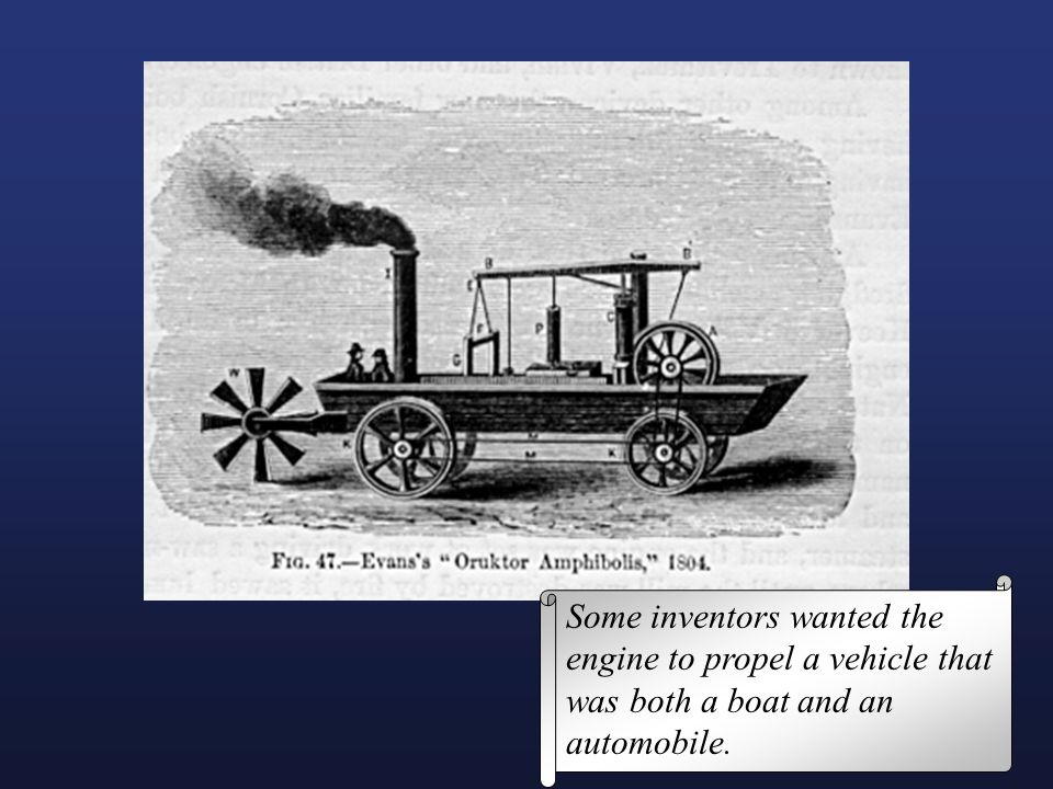 The early steam locomotives were so novel that they charged people to see them work.
