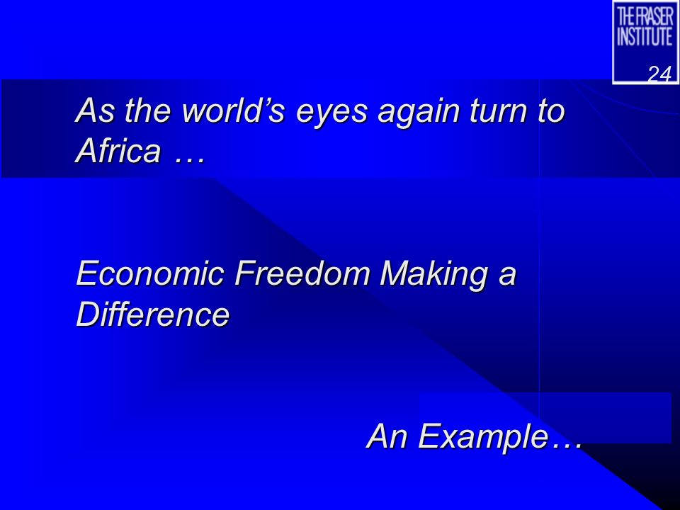 23 Per Capita Income of poorest 10% and Economic Freedom Least Free ……..