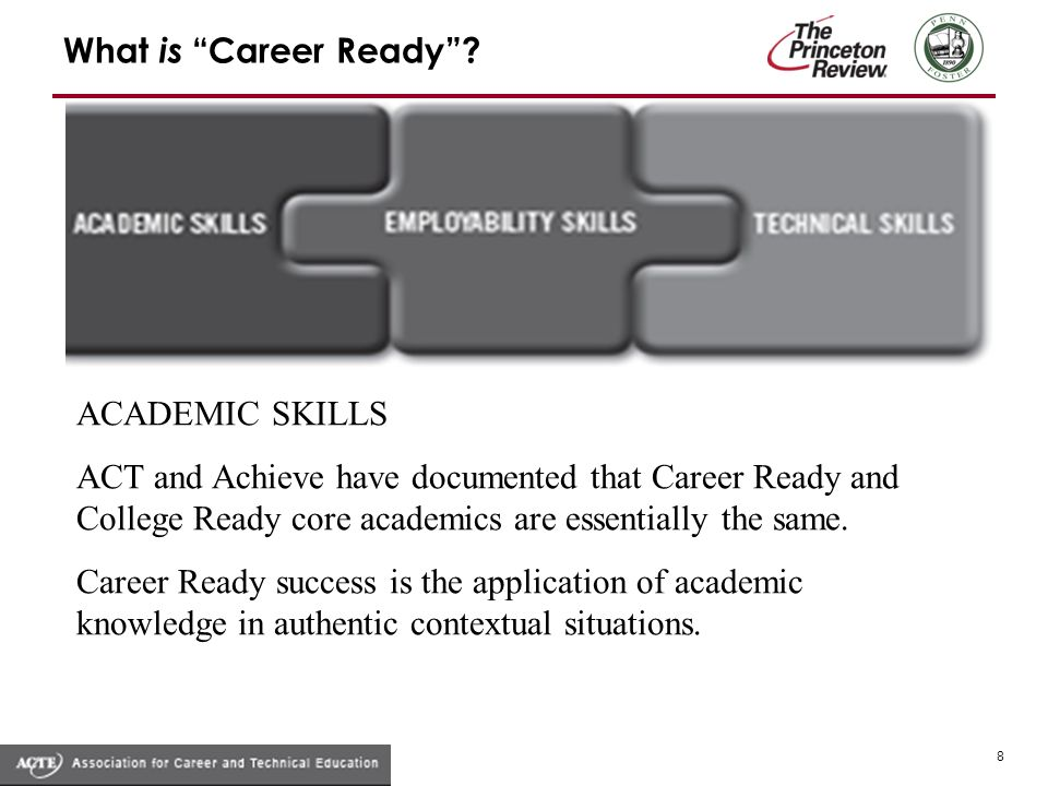 What is Career Ready.