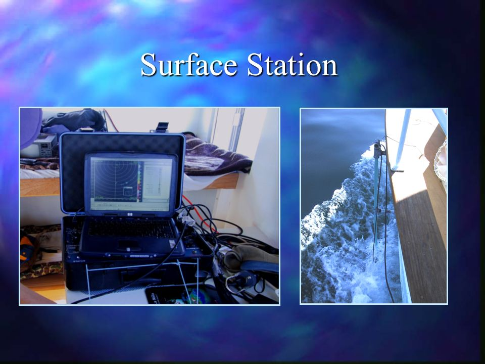 Surface Station