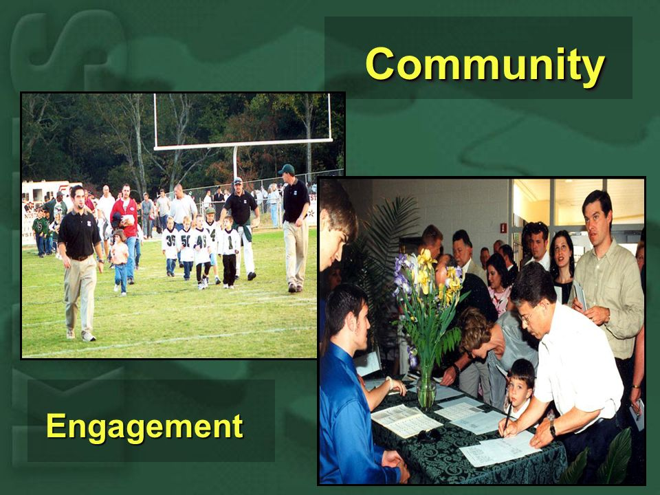CommunityCommunity Engagement