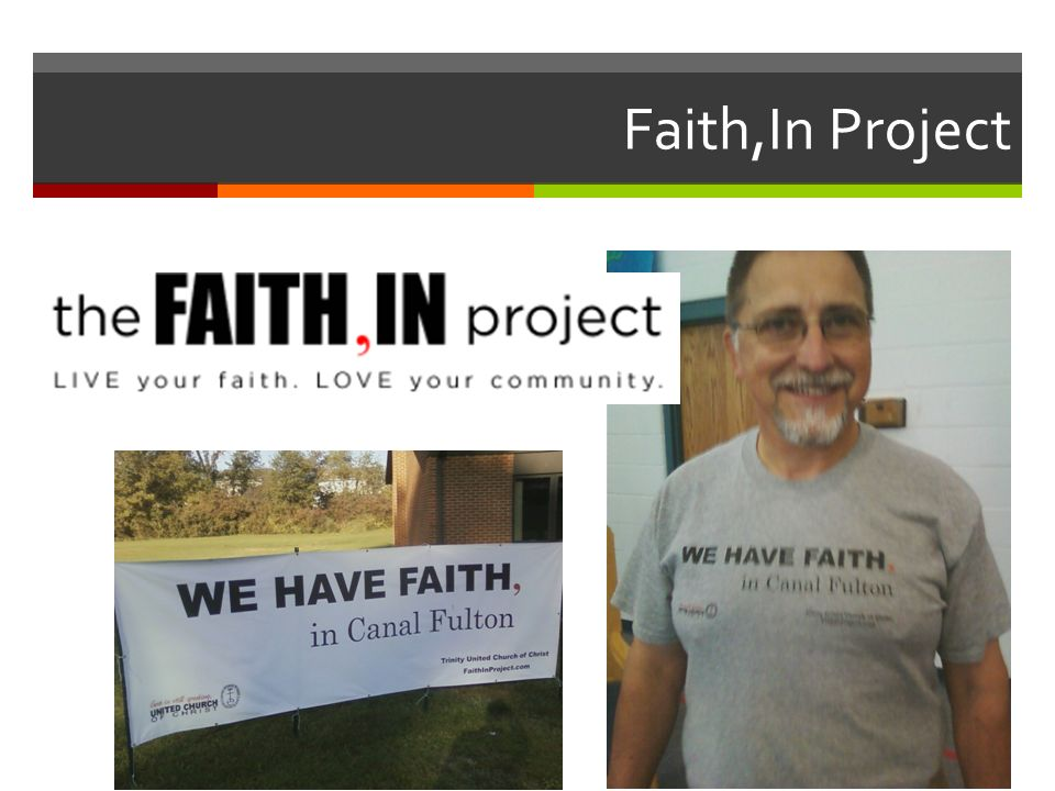 Faith,In Project
