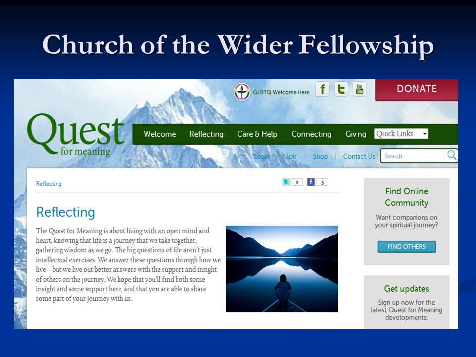 Church of the Wider Fellowship