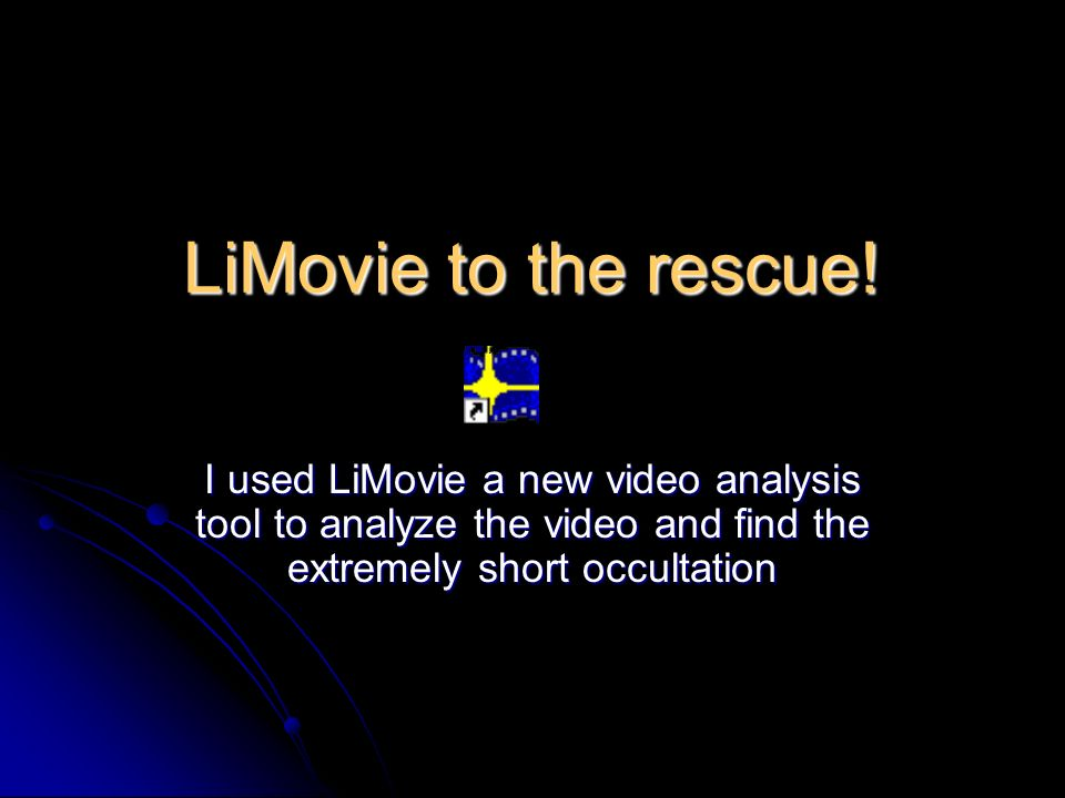 LiMovie to the rescue.