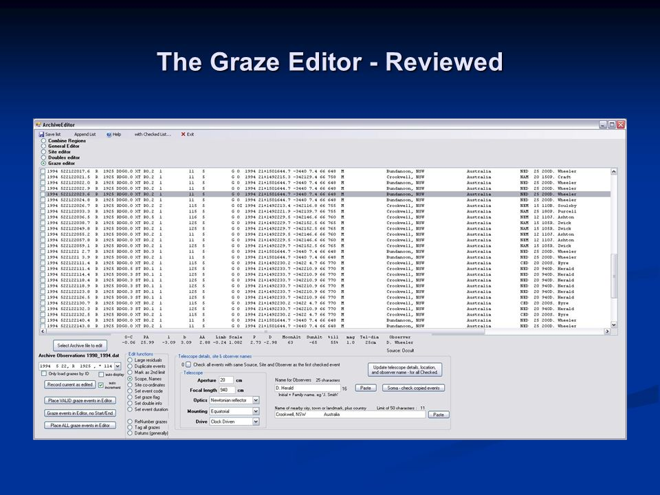The Graze Editor - Reviewed