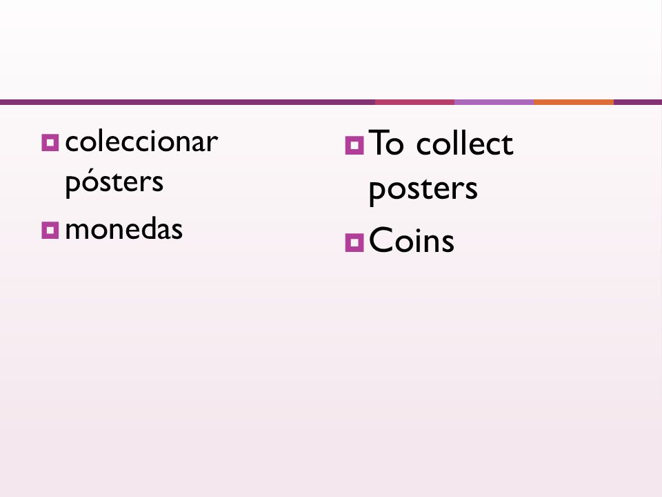 coleccionar pósters monedas To collect posters Coins