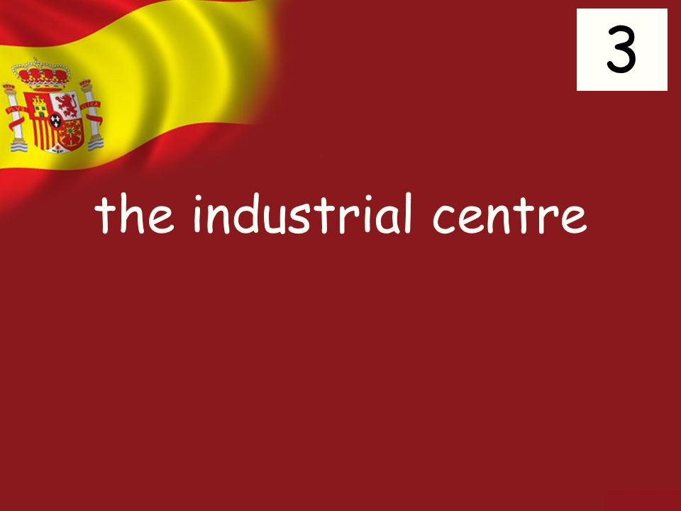 the industrial centre 3