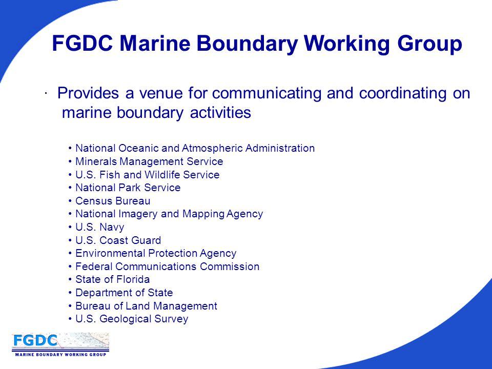 Marine Boundaries - Best Practices Building better boundaries ...