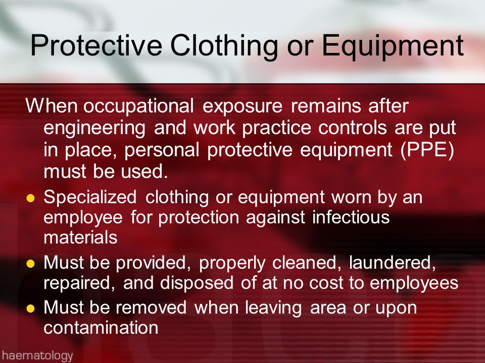 Bloodborne Pathogen Training For Custodians (CA Code of Regulations, Title 8, Sec. 5193) Millie Tran and Sheryl Major Department of Environmental Health. - ppt download - 웹