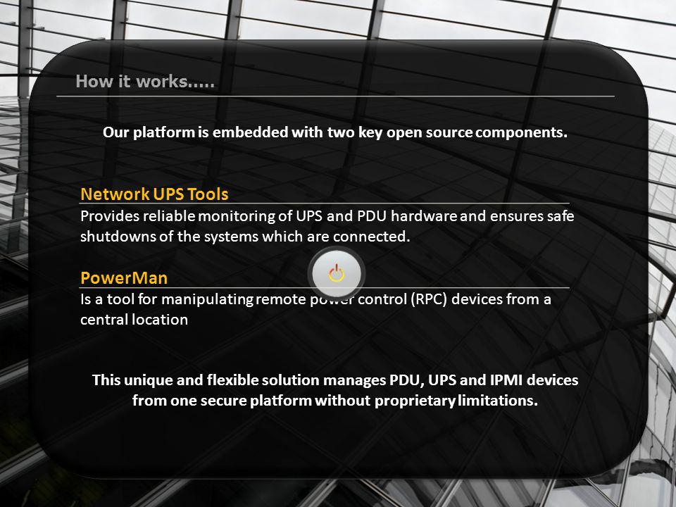 Flexible Platform for Vendor Neutral Power Management  - ppt download