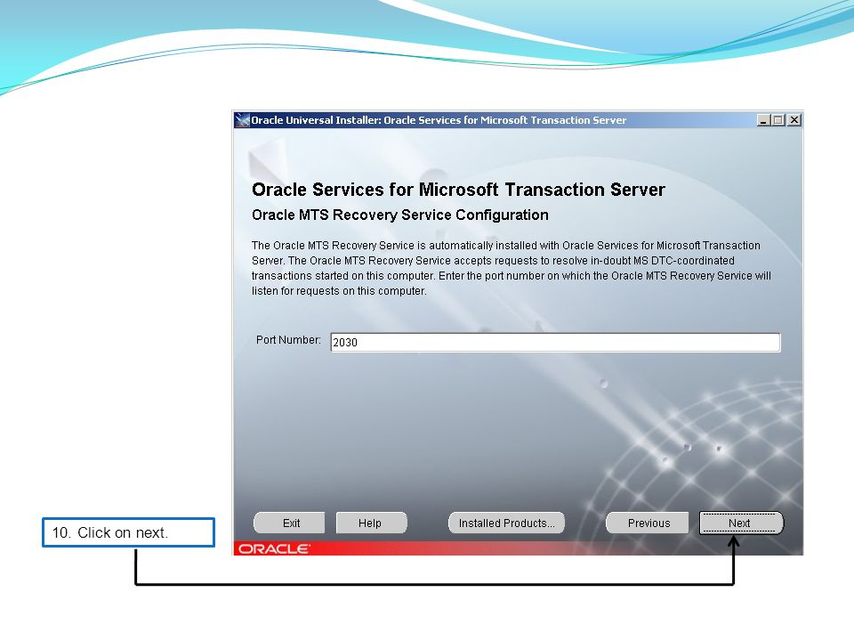 before start the installation process follow the following rh slideplayer com Oracle 10G Driver Oracle 10G Query