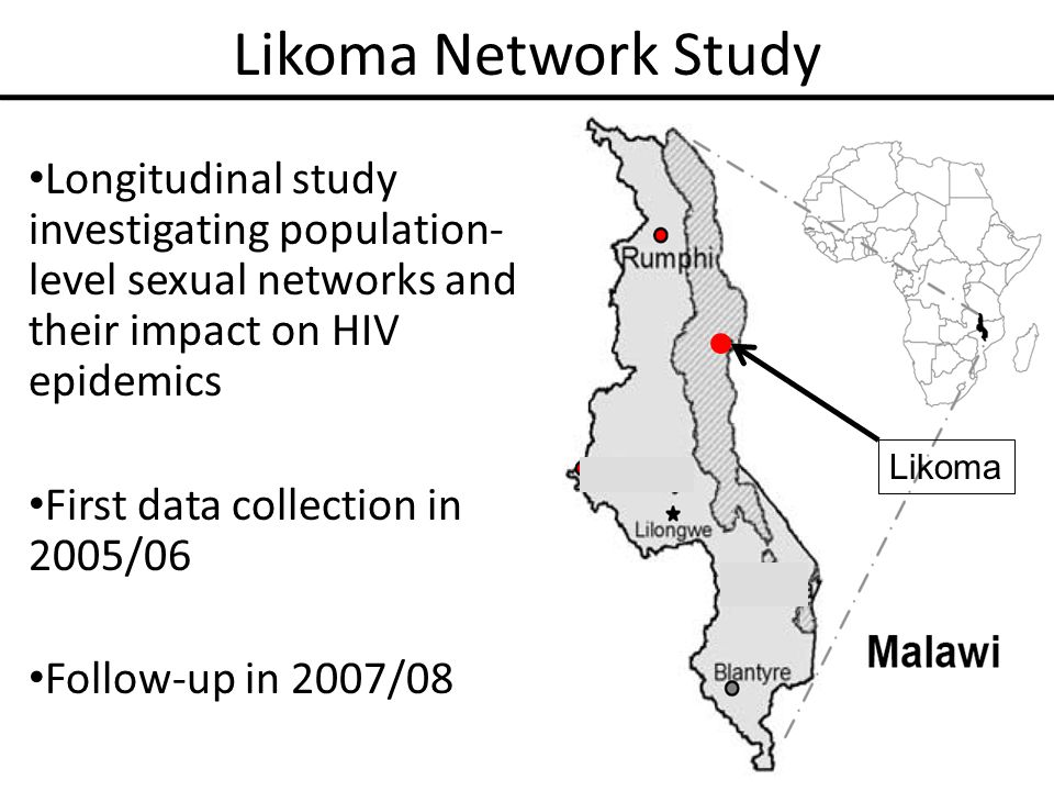 Sexual networks and hiv