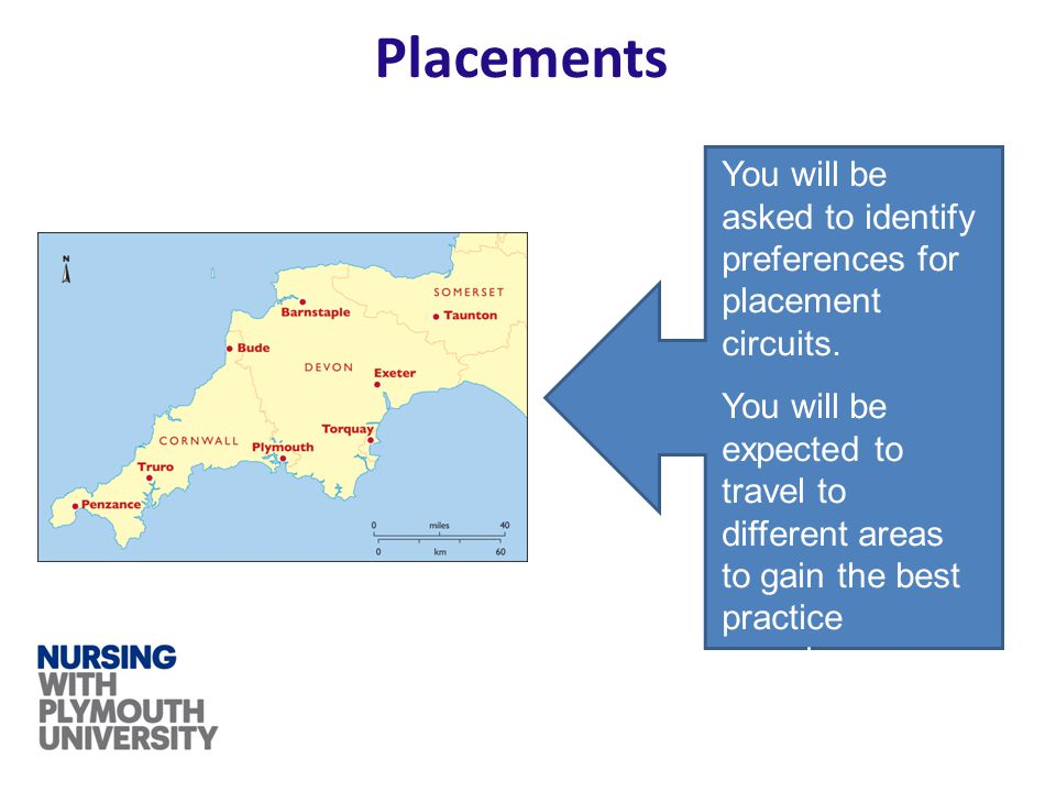 Placements You will be asked to identify preferences for placement circuits.