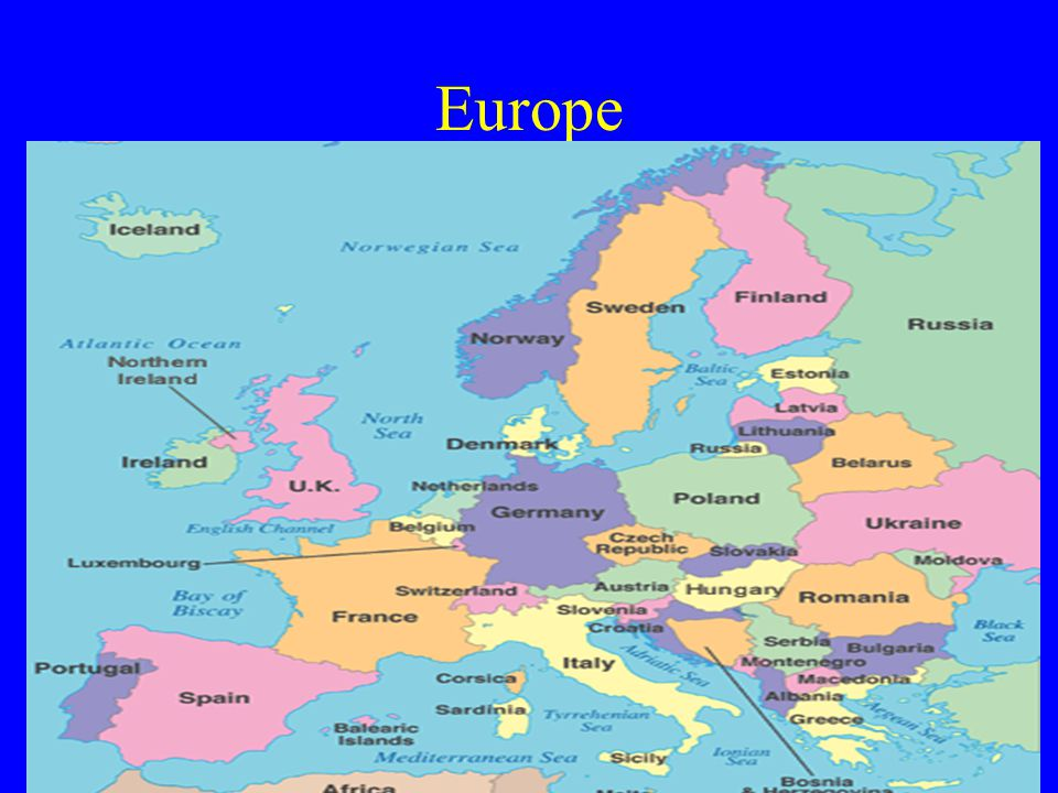 Physical Map Of Europe Peninsulas.Chapter 12 Physical Geography Of Europe The Peninsula Of Peninsulas