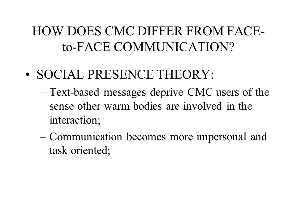 what is social information processing theory