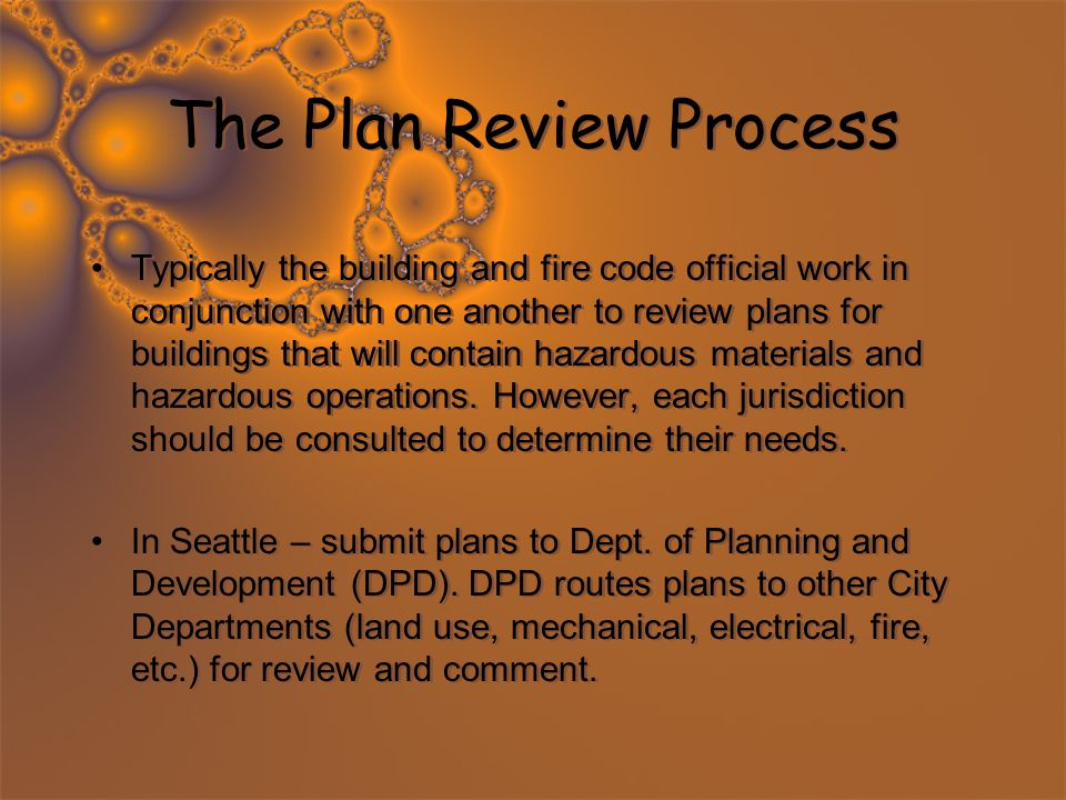Biodiesel & Fire Permits Presented by the Seattle Fire Department