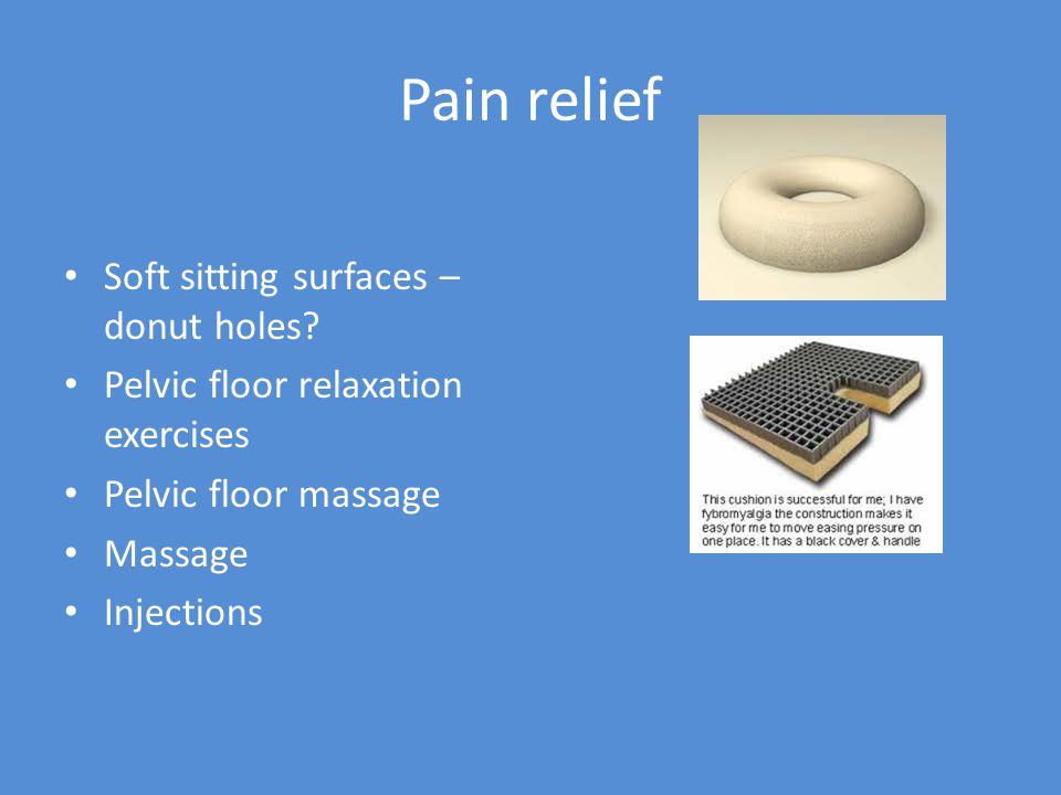 Coccydynia Pain in the vicinity of the coccygeal bone  - ppt
