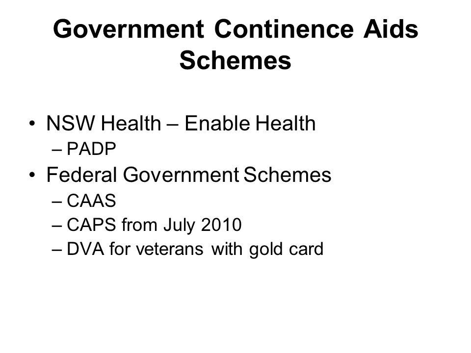 $1. 6 billion cost of incontinence australian ageing agenda.