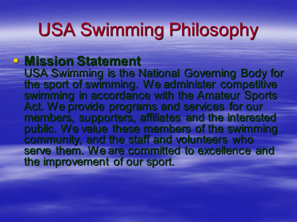 So Now You Are A Competitive Swimming Parent Swimming ppt