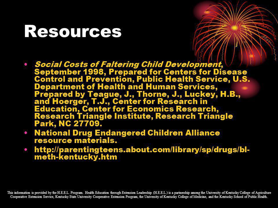 Drug Endangered Children Alliance Multi-disciplinary training for