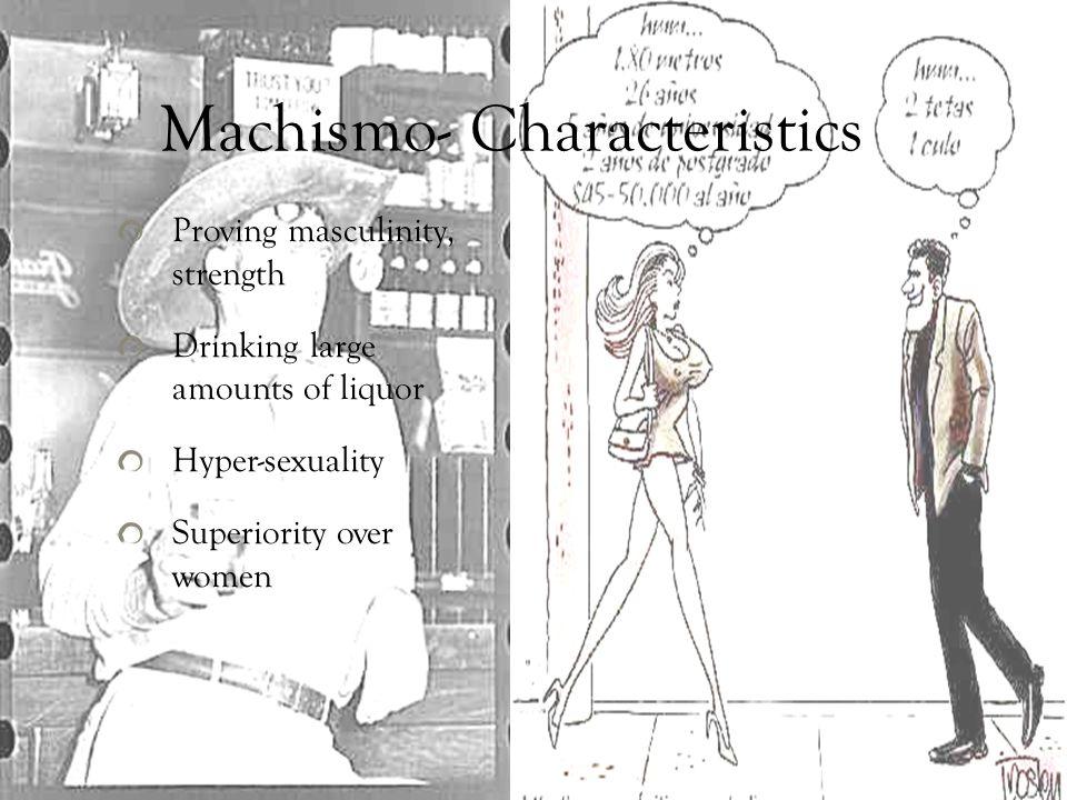 Machismo two scene two
