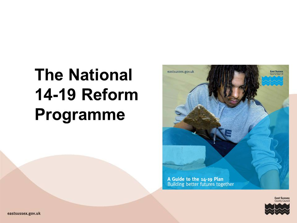 The National Reform Programme